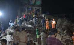 Two dead, several injured as building collapses in