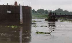 Yamuna flows above danger mark, water level constant for