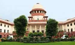 SC to hear on Friday Chidambaram's plea seeking stay of