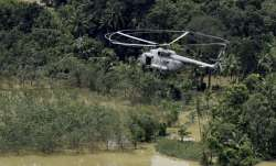 BREAKING: Helicopter carrying out rescue operations crashes
