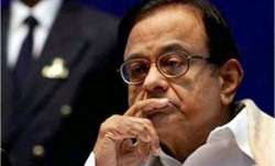 Chidambaram to sleep on takht in Tihar once CBI custody ends