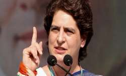 Chidambaram being hunted for exposing government: Priyanka