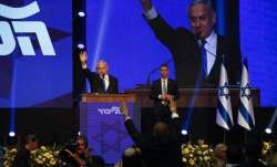 Benjamin Netanyahu warns of 'dangerous' dependence on