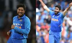 Jasprit Bumrah trolled Indian teammate Kuldeep Yadav on