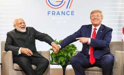 Prime Minister Narendra Modi and US President Donald Trump