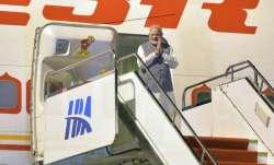 India asks Pakistan to allow PM Modi's plane to fly