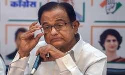 P Chidambaram moves HC seeking bail in INX media money
