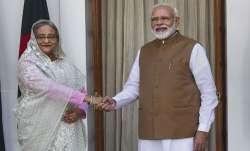 CAA, NRC 'internal matters' of India: Bangladesh PM
