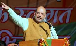 Maoists have been wiped out from Jharkhand: Shah