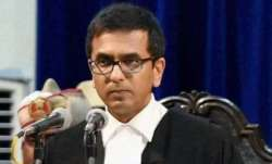 Medical details of judges can be classified as personal information says Justice Chandrachud