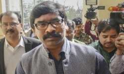 BJP allies deserting the 'sinking ship' in Jharkhand: Hemant Soren