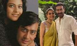 Ishq Turns 22: Kajol trolls Ajay Devgn for his romantic post