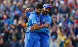 India vs West Indies: Bhuvneshwar, Kuldeep return to Virat Kohli-led ODI, T20I squads