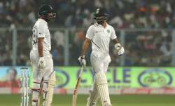 India vs Bangladesh, Day-Night Test Day 1 Live Cricket Score: Pujara hits fifty, Kohli solid