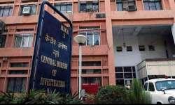 CBI registered 160 cases registered senior govt babus, politicians in past three years