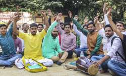 BHU students call off protest against Muslim professors appointment at Sanskrit department