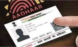 Govt eases norms for change of address on Aadhaar