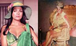 Happy birthday Zeenat Aman: Unseen gorgeous pictures from