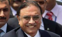 Pakistan's former president Asif Ali Zardari gets bail on medical grounds