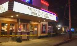 Urine sample box creates scare at US theatre