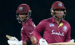 Live Score India vs West Indies, 1st ODI: Hope, Hetmyer keep Windies firm in 288 chase