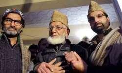 Hurriyat linked groups behind stone pelting in Kashmir
