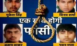 Death countdown pushes Nirbhaya's rapists under depression,