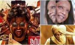 Rajinikanth's Darbar, Deepika Padukone's Chhapaak and Ajay Devgn's Tanhaji: The Unsung Warrior are a