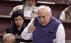 CAB gives legal colour to two-nation theory: Kapil Sibal in