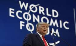 US seeing economic boom never seen by world: Trump