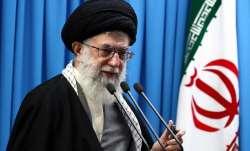 donald trump, Iran supreme leader Ayatollah Ali Khamenei, Ayatollah Ali Khamenei on trump