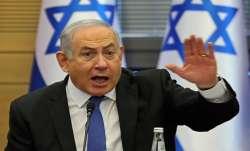 Benjamin Netanyahu thanks India for delivering