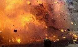 Nine killed as vehicle catches fire in Pak