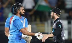 KL Rahul and Shreyas Iyer guided India to a seven-wicket