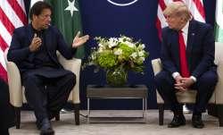 pakistan imran khan donald trump davos meet wef jammu kashmir