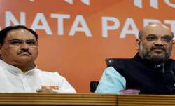 With 'ekadashi' setting in, JP Nadda to replace Amit Shah