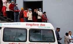 Nepal Indian tourists