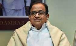 Congress leader Chidambaram joins CAA protestors at Kolkata's Park Circus