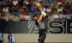 Live Score India vs New Zealand, 1st T20I: NZ set for big finish with Williamson, Taylor