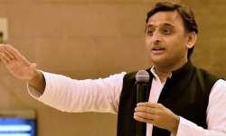 A file photo of former Uttar Pradesh chief minister