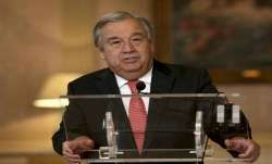 Important for India and Pakistan to 'de-escalate, both militarily and verbally': UN chief Guterres