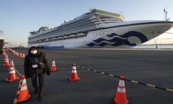 Indians among passengers, crew on board Japan cruise ship as new cases of coronavirus emerge