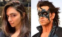 Deepika Padukone to be seen opposite Hrithik Roshan in Krrish 4? The actress answers