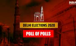 Delhi Election 2020: All exit polls have predicted that AAP will perform strongly.
