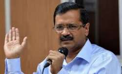 AAP government guarantee card priority Arvind Kejriwal cabinet