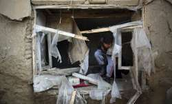 Ten injured as blast rocks Kabul city