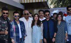 The Kapoor Khandaan came together to unveilan