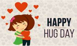 Happy Hug Day 2020: Images, greetings, GIFs, quotes,