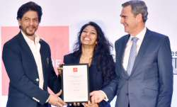 IFFM 2020: Shah Rukh Khan to support a young researcher's