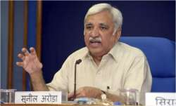 CEC Sunil Arora nominates Sushil Chandra for proposed Jammu